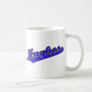 Hughes in Blue Classic White Coffee Mug