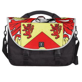 Hughes (Irish) Coat of Arms Commuter Bags