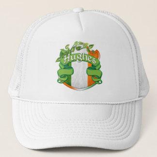 Hughes Irish Shield Trucker Hat
