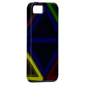 Hughes Neon iPhone SE/5/5s Case