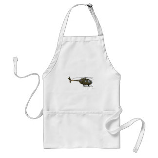 Hughes OH-6 Cayuse Cav Adult Apron