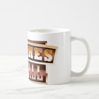 Hughes/Thrall Classic Mug