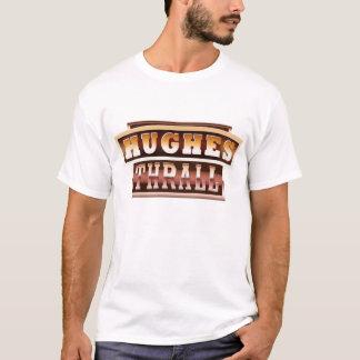Hughes/Thrall Suntan Brown T-Shirt