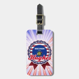 Hughes, WI Bag Tags
