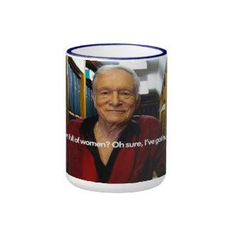 Hugh's Binder Full of Women Coffee Mugs
