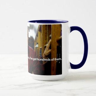 Hugh's Binder Full of Women Mug
