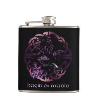 Hugin & Munin Flask