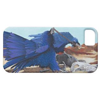 Huginn and Muninn Ravens iPhone 5 Case