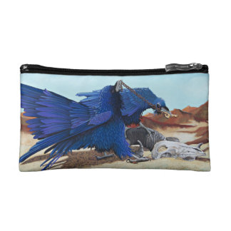 Huginn and Munninn Ravins Cosmetic Bag