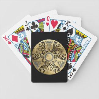Huginn & Muninn Bicycle Playing Cards