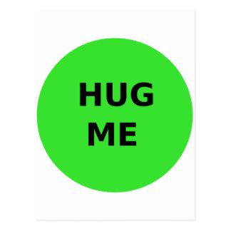 hugME Post Card