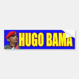 Hugo Bama (imagen) Pegatina Para Auto