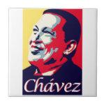 Hugo Chávez Azulejos Cerámicos
