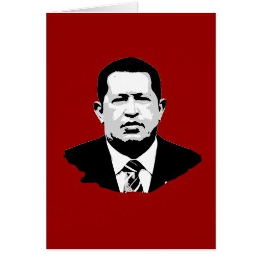 Hugo Chavez Cards