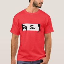 Hugo Chávez: Eyes and signature T-Shirt