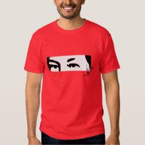 Hugo Chávez: Eyes and signature Tee Shirts