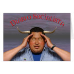 Hugo Chavez Greeting Cards
