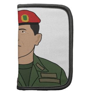 Hugo Chavez - Hugo el estilo del dibujo animado de Organizador