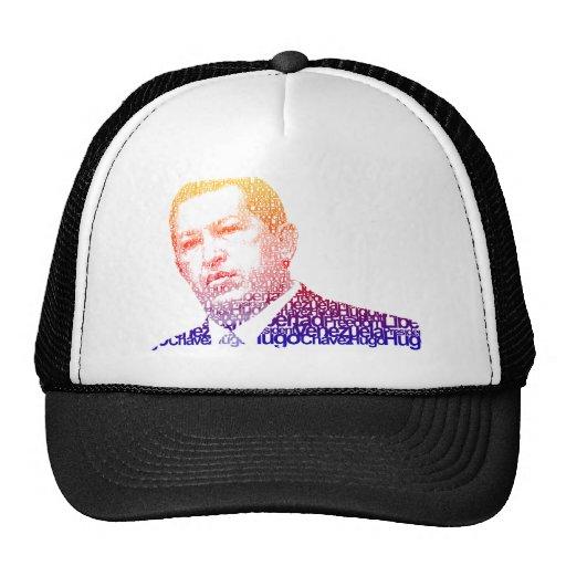 Hugo Chavez - Hugo en estilo de las palabras Gorro De Camionero