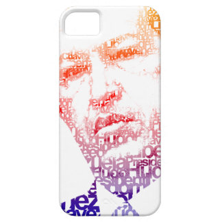 Hugo Chavez - Hugo in Words style iPhone 5 Covers