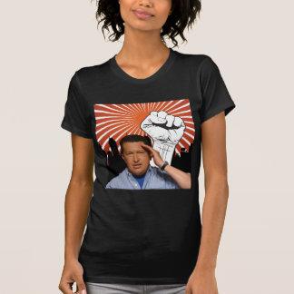 Hugo Chavez - Hugo saluda estilo Remeras