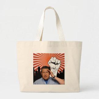 Hugo Chavez - Hugo Salutes style Bag