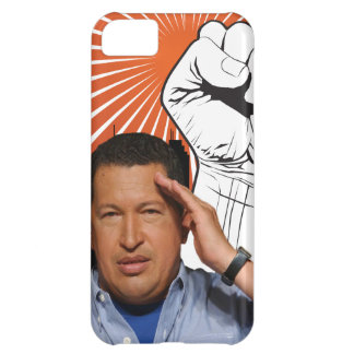 Hugo Chavez - Hugo Salutes style Cover For iPhone 5C