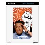 Hugo Chavez - Hugo Salutes style Skins For NOOK Color