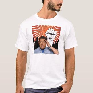 Hugo Chavez - Hugo Salutes style T-Shirt