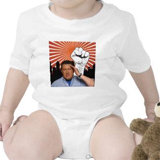 Hugo Chavez - Hugo Salutes style Tee Shirt