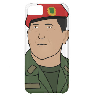 Hugo Chavez - Hugo the Red Hat Cartoon style Cover For iPhone 5C