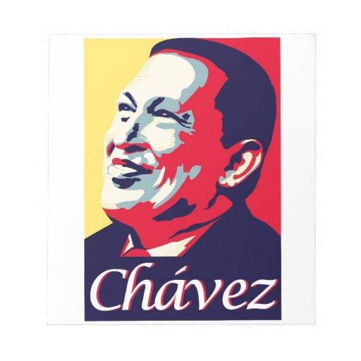 Hugo Chávez Libreta Para Notas