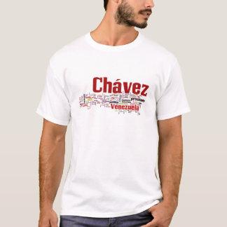 Hugo Chavez - Many Colorful Words style T-Shirt