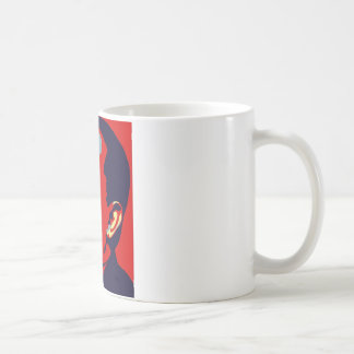 Hugo Chavez - Obama Hope style Coffee Mug