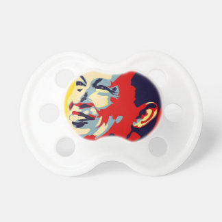 Hugo Chavez - Obama Hope style Pacifiers