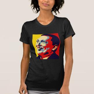 Hugo Chavez - Obama Hope style T-shirt