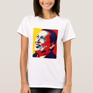 Hugo Chavez - Obama Hope style T-Shirt