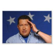Hugo Chávez Photo Print