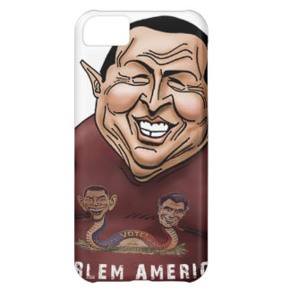 Hugo Chavez - Problem America style iPhone 5C Covers