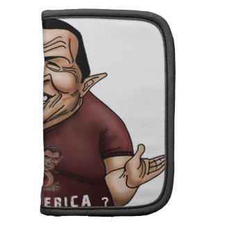 Hugo Chavez - Problem America style Folio Planners