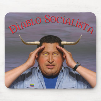 Hugo Chavez Mousepads