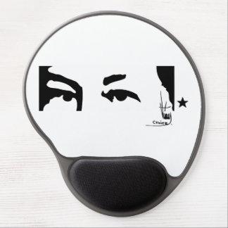 Hugo Chavez's eyes & signature Gel Mouse Pad