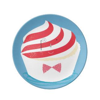 Hugo Cupcake Plate! Plate