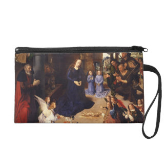 Hugo Goes- The Portinari tryptich (middle panel) Wristlets