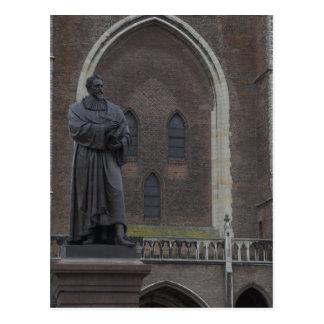 Hugo Grotius, Delft Postcard