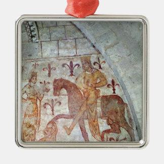 Hugo IX Lusignan Ornamentos De Navidad