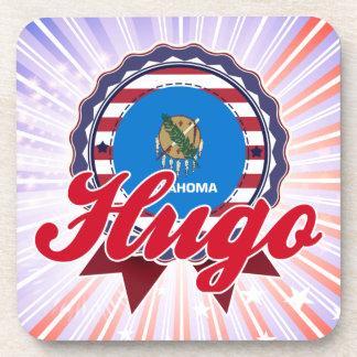 Hugo, OK Drink Coaster