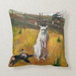Hugo Simberg Art Pillow