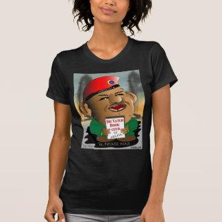"""Hugo """"Sr. Potato Head"""" Chavez T-Shirt"""