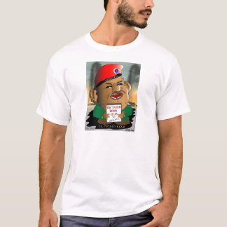 "Hugo ""Sr. Potato Head"" Chavez T-Shirt"